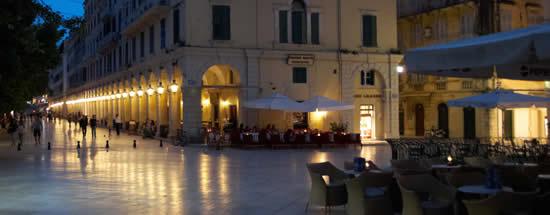 Corfu Liston